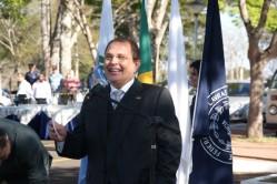 O reitor, prof. Scolforo, abre a Semana Esaliana