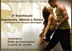 dança na UFLA