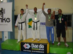 Com ótimo desempenho, Deyvid Eugênio trouxe bronze do Rio de Janeiro