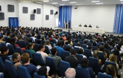 Registro da Aula Inaugural de 2012