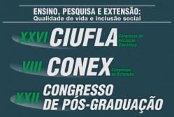 Ciufla, Conex e Congresso de Pós-graduação