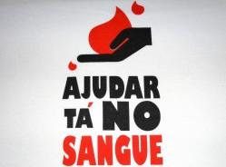 campanha doação de sangue