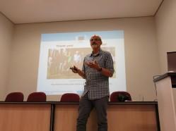 Pesquisador René Beuchle falou sobre a metodologia usada pelo JRC