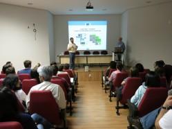 Workshop inicia uma série de debates sobre geotecnologias aplicadas aos estudos florestais