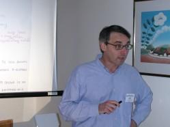 Francesco Toppan, do Centro Brasileiro de Pesquisas Físicas fará apresentação na UFLA