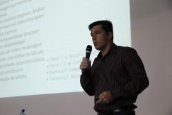 Professor Matheus Puggina apresentou as experiências que justificaram a evolução do conceito na Capes