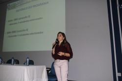 Professora Carla Luiza Ávila destacou a importância da internacionalização