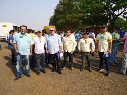 Dia de Campo na Fazenda Juliana recebe cerca de 200 pessoas para apresentação de tecnologias
