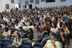 Congressos registram grande participação de estudantes