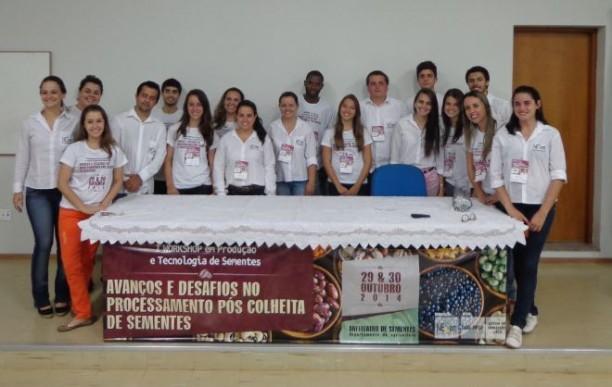 Grupo de Estudos em Sementes - Nesem: organização de eventos voltados para capacitação de estudantes