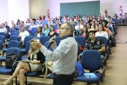Professor Ronei  Martins apresentou um panorama sobre a utilização de tecnologias digitais de informação e comunicação na UFLA