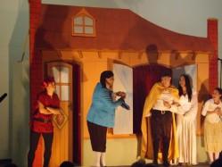 A magia do teatro tomou conta do Salão de Convenções da Universidade
