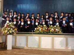 Servidor conclui graduação com o apoio da Instituição