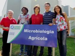 Equipe da CCMA - internacionalização e reconhecimento
