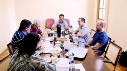 Reunião na Fundecc detalha as atividades da parceria
