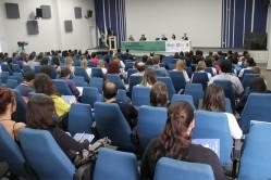 O Simpósio é uma ação do Programa de Pós-graduação em Engenharia de Biomateriais e tem o apoio dos estudantes do Núcleo de Estudos em Painéis de Madeira (Nepam)