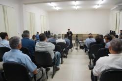 Secretário da Agricultura, Pecuária e Abastecimento de Minas Gerais ressalta importância do setor cafeeiro em workshop na UFLA