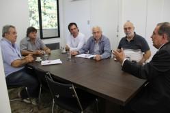 Reunião na UFLA antecede à missão na África: internacionalização de fato
