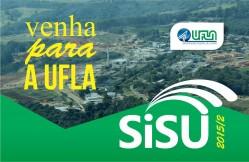 UFLA divulga lista de selecionados em segunda chamada pelo SiSU 2015/2