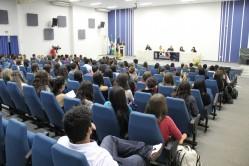 Mesmo sendo um congresso mineiro, atraiu a participação de estudantes de diversos estados brasileiros