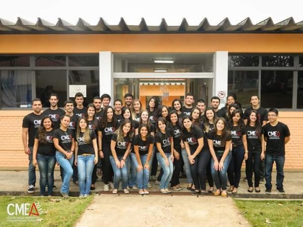 Organização do evento teve a participação de estudantes e professores, com o envolvimento de núcleos de estudo, grupo PET, empresa júnior e Centro Acadêmico