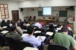 sensibilização para a universalidade da WEB foi o foco da apresentação do professor André Freire
