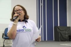 Professora Elaine Frade: é necessário ter um olhar cuidadoso para com as escolas em que há atuação do Programa