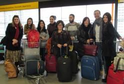 Membros do Fesex/UFLA viajaram para o Rio Grande do Sul para apresentação de trabalhos.
