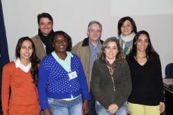 Equipe da CMMA: agradecimento pela contribuição do professor
