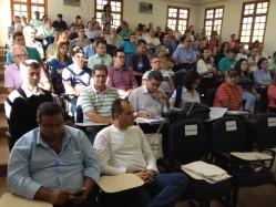 O curso envolve envolvendo 32 unidades regionais da Emater