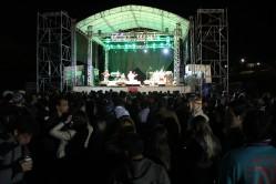 Com entrada gratuita e aberta a toda comunidade, a Virada Cultural foi realizada no Campo da Associação Atlética Ferroviária