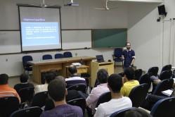 Joseil apresenta sua monografia