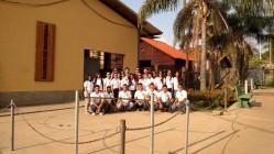 Estudantes da Ufopa em visita à UFLA