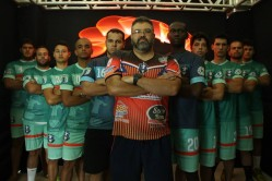 Equipe de Handbol masculino: Campeão da 3° divisão do JUBs