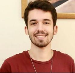 Guilherme Ponce: realizar esse projeto pela Universidade Federal de Lavras junto a Mereo está sendo uma experiência incrível.
