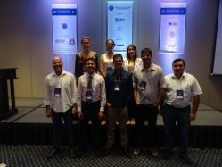 Delegação da UFLA na conferência internacional