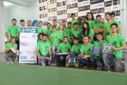 Equipe Troia, a UFLA no pódio da maior competição de robótica da América Latina
