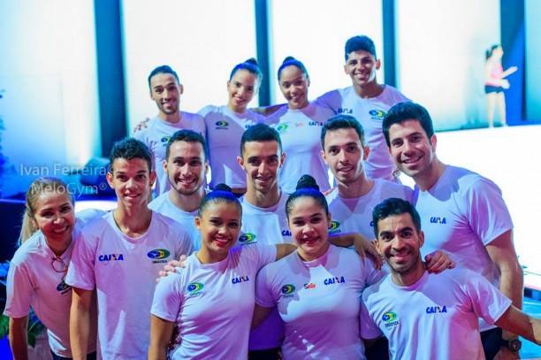 Atletas da UFLA fazem apresentação memorável em competição internacional na França