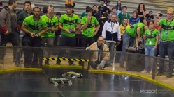 Concentração total: membros da Troia disputam a categoria hockey