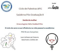 palestras APG