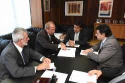 Scolforo manifestou preocupação com os passivos ainda existentes, em especial, a contratação de docentes e de técnicos administrativos, a conclusão de estruturas físicas e a aquisição de equipamentos para a consolidação dos novos cursos