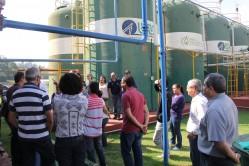 Estação de Tratamento de Esgoto - referência em tecnologia e inovação