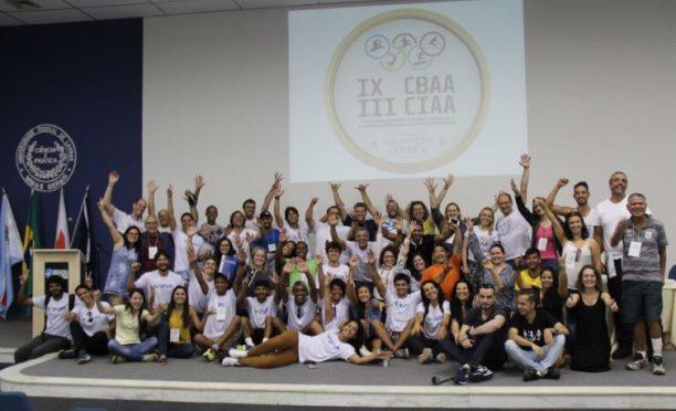 IX Congresso Brasileiro de Atividade de Aventura e III Congresso Internacional de Atividade de Aventura - A UFLA no mapa da aventura