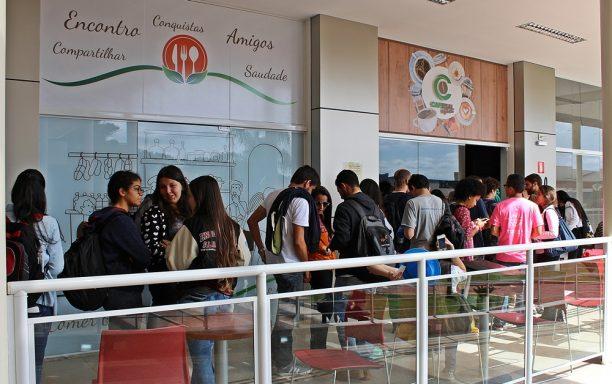 Novo espaço de confraternização e treinamento - UFLA inovando mais uma vez na temática café