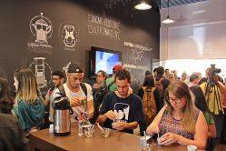 O Café da UFLA em grande estilo: Cafeteria Escola e Café CAFESAL