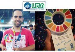 Projeto de ex-aluno da UFLA é premiado na maratona hacker da ONU