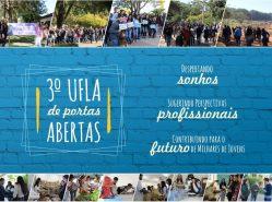 Inscrições abertas para o III UFLA de Portas Abertas - evento será realizado em 21/6