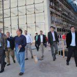 Lavrastec: presidente da John Deere Brasil visita as futuras instalações do parque científico e tecnológico