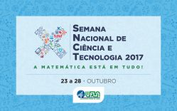 UFLA apresenta programação especial na Semana Nacional de Ciência e Tecnologia