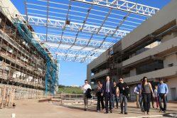 Lavrastec: representantes da Fiemg e da Ereminas conhecem as futuras instalações do parque científico e tecnológico